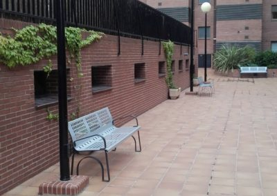 Obras en comunidad de propietarios en Pozuelo
