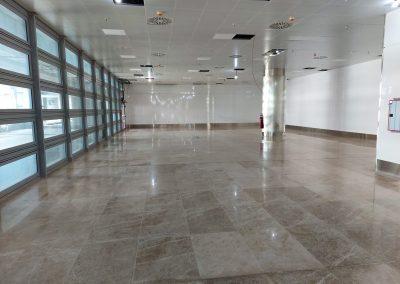 Reforma de la Terminal T1 del Aeropuerto de Madrid-Barajas Adolfo Suárez